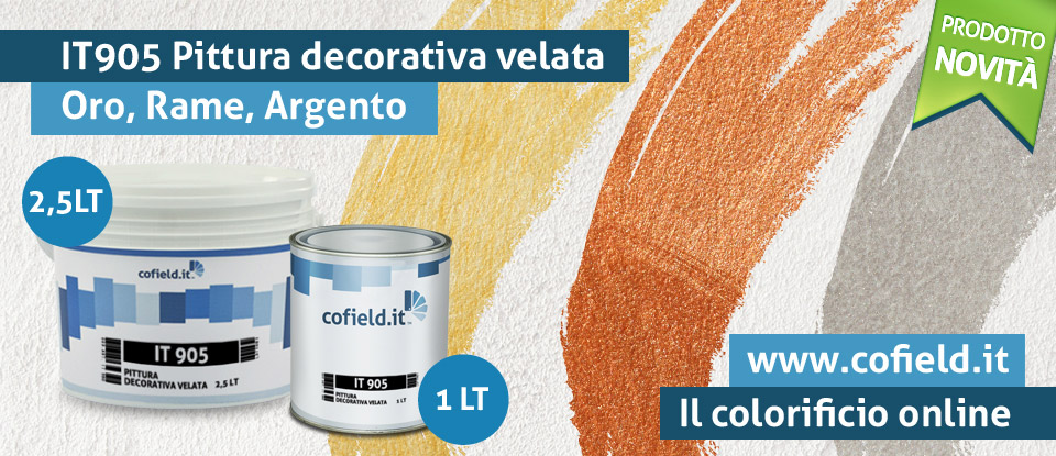 Cofield.it - Online store of paints